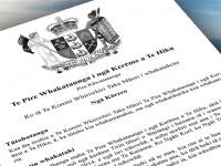 Te Hiku Claims Settlement Bill